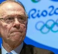 Nuzman es acusado de participar en la compra de votos para la elección de Río de Janeiro como sede de los Juegos Olímpicos de 2016.