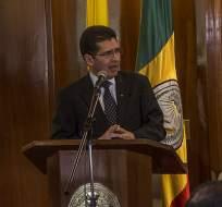 Según primer análisis, dinero transferido por los contratos en Ecuador sumaría 50 millones. Foto: Archivo