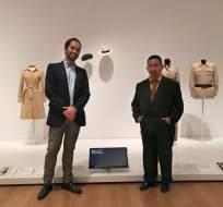 La decisión fue de Paola Antonelli, curadora de esta muestra y comisaria del Departamento de Arquitectura y Diseño del museo.