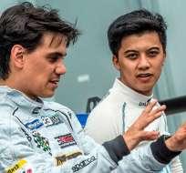 El piloto ecuatoriano Diego Morán es tercero en el campeonato automovilístico que se desarrolla en China.