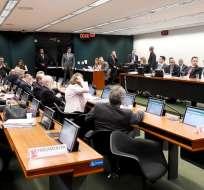 Diputado recomendó que Cámara impida que caso llegue a la Corte. Foto: AFP