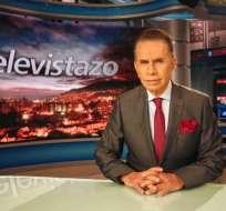 El reconocido periodista Alfonso Espinosa de los Monteros sufrió el sábado anterior un quebranto en su salud. Foto: Archivo