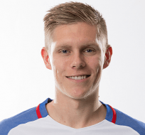 Johannsson jugó las divisiones inferiores con Islandia. Foto: Tomada de http://www.ussoccer.com