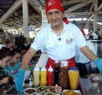 El sabor del 'Rompe Colchón' de Sauces 9 se impuso en la feria Raíces. Foto: Gustconchas