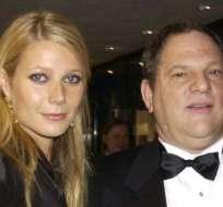 La actriz Gwyneth Paltrow fue una de las que denunció el comportamiento de Weinstein.