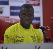 Valencia fue el tercer jugador en pedir disculpas públicas por la indisciplina cometida. Foto: API