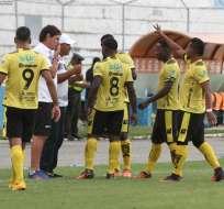 El equipo machaleño de Fuerza Amarilla fue suspendido por deudas y perdió el partido que debía jugar ante Guayaquil City.