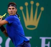El español Rafael Nadal logró sobre Grigor Dimitrov su victoria número 870.