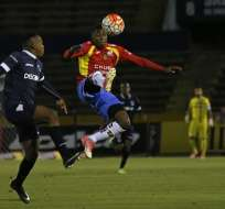 Universidad Católica y Deportivo Cuenca se enfrentaron por la fecha 14 del torneo.