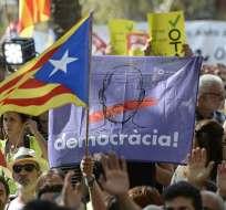 El gobierno catalán insiste en pedir una mediación tras independencia unilateral. Foto: Archivo / apuntoenlinea.com