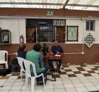 """El segundo mandatario denuncia """"irregularidades"""" en el proceso judicial que se le sigue. Foto: AFP"""