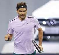 Roger Federer logró su victoria número 94, igualó a Ivan Lendl, sólo por detrás de Jimmy Connors (109 títulos).