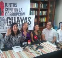 CNA espera comisión internacional ofrecida por Moreno para investigar corrupción. Foto: @caravana