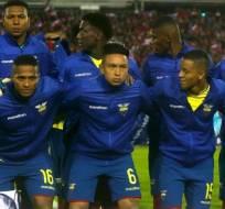 La selección de Ecuador cayó 25 puestos en la clasificación FIFA de octubre.