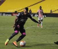 El delantero uruguayo juega actualmente en el Junior de Barranquilla. Foto: Archivo/API