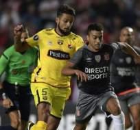Gabriel Marques se pierde las dos semifinales con Barcelona ante Gremio de Porto Alegre.