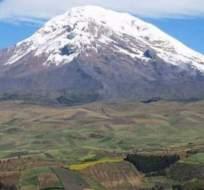 El volcán Chimborazo recibe miles de turistas cada año. Foto: Pixabay