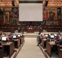 En el Legislativo hay varios criterios sobre las propuestas económicas del régimen. Foto: Archivo Asamblea