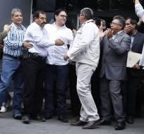 Villavicencio anunció que presentará investigación sobre compra de dispositivos. Foto: API