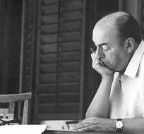 SANTIAGO, Chile.- Un grupo de expertos concluyó que el certificado de su defunción no refleja la realidad. Foto: Tomado de Fundación Pablo Neruda.