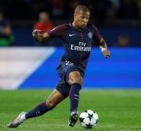 El delantero francés Kylian Mbappé fue designado mejor jugador sub 21 de Europa.