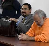 Para Pareja Yannuzzelli se trata de la segunda condena que recibe por el caso Petroecuador. Foto: API