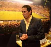 El presidente de Barcelona, José Cevallos, dijo que en el fútbol puede pasar cualquier cosa.