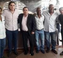 La agrupación presentará una lista para las elecciones del club guayaquileño. Foto: Tomada de la cuenta Twitter @emelectv