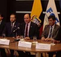 Fiscal Baca Mancheno viajará a Panamá para obtener información de Odebrecht. Foto: Archivo API