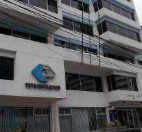 ECUADOR.- Marcelo Reyes fue coordinador de contratos en la Gerencia de Refinación, en 2015. Foto: Archivo