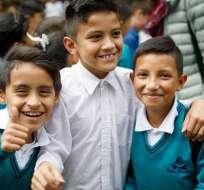 Teach for All tiene presencia en 10 países de América Latina. Foto: Noah Sheldon.