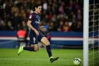 El uruguayo es el actual goleador del equipo francés. Foto: AFP