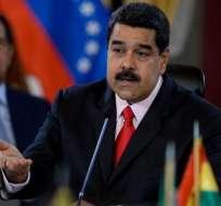 CARACAS, Venezuela.- Maduro nombró a Simón Zerpa, jefe de Finanzas de la estatal Petróleos de Venezuela (PDVSA). Zerpa está en la lista de sancionados de EE.UU. Foto: AP. Archivo.