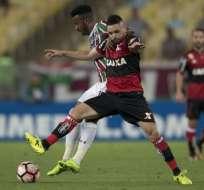El volante ecuatoriano habría sido sacado del grupo de whatsapp de los futbolistas. Foto: AFP