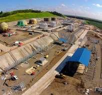 La estatal Petroecuador argumenta incumplimiento en plazos de construcción. Foto: Flickr Petroecuador