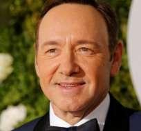 """""""Estoy más que horrorizado al oír esta historia"""", afirmó el famoso actor de Hollywood Kevin Spacey."""