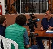 Glas lamentó que oficialista Marcia Arregui apoye juicio político en su contra. Foto: Archivo AFP