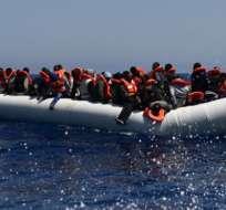 Libia se ha convertido en uno de los principales puntos de partida para los migrantes.