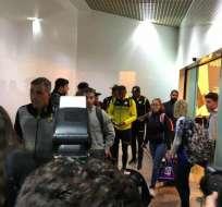 La delegación 'torera' ya se encuentra en territorio brasileño tras superar el inconveniente en Bolivia.