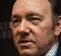 Se calcula que Kevin Spacey tiene una fortuna de unos US$100 millones.