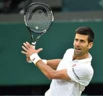 El serbio Novak Djokovic estaba desde 2007 en el top ten del ranking ATP.