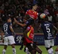 Deportivo Cuenca se impuso por la mínima diferencia a Independiente del Valle.