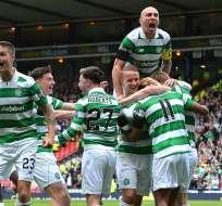 El Celtic batió un récord que databa de hacia 100 años con su victoria sobre St. Johnstone.