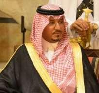 ARABIA SAUDITA.- El príncipe saudita, 7 funcionarios del reino y todos los miembros de la tripulación fallecieron en el accidente. Foto: Archivo