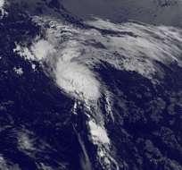 Por ahora, no representa ninguna amenaza para tierra firme, según autoridades. Foto: Facebook NOAA NWS National Hurricane Center