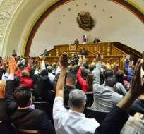 La normativa fue propuesta por el presidente del país, Nicolás Maduro. Foto: Twitter @ANC_ve