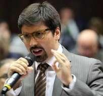Maduro acusa a legislador de incitar a la violencia durante protestas. Foto: Twitter @AsambleaVE