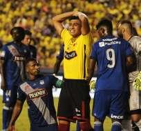 Xavier Arreaga no podrá jugar con Barcelona ante Clan Juvenil por estar suspendido.