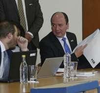 Acusador particular César Montúfar llamará como testigo a expresidente Correa. Foto: API