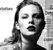 La cantante de 27 años siempre ha incluido elementos autobiográficos en sus temas y, esta vez, uno de los blancos es el rapero Kanye West. Foto: Twiiter Taylor Swift